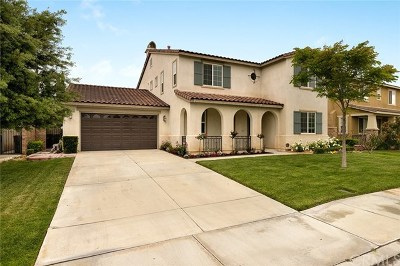 Corona Single Family Home For Sale: 14634 Eagle River Road