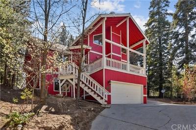 Lake Arrowhead Single Family Home For Sale: 27661 Canyon Drive