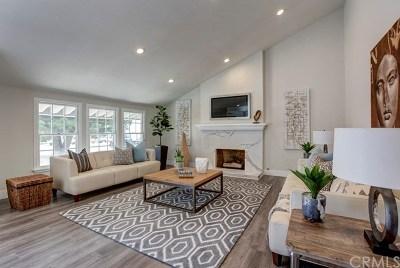Yorba Linda Single Family Home For Sale: 17331 Orange Drive