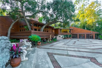 Covina Single Family Home For Sale: 2855 N Monte Verde Drive