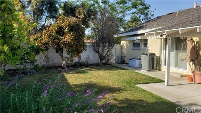 Anaheim CA Single Family Home Active Under Contract: $599,000