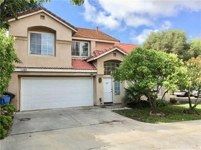 Pomona Single Family Home For Sale: 1530 Balsam Drive