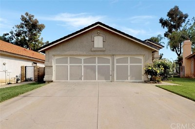 Moreno Valley Single Family Home For Sale: 23385 Evening Snow