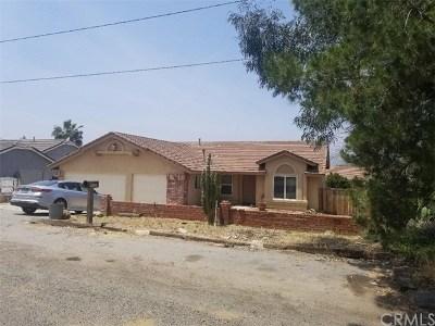 Nuevo/lakeview, Nuevo Single Family Home For Sale: 21663 Corso Alto Avenue