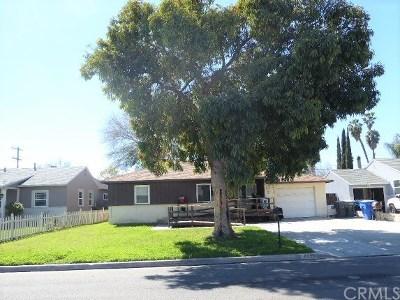Riverside Single Family Home For Sale: 4336 Via San Luis