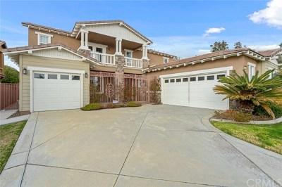 Rancho Cucamonga CA Single Family Home For Sale: $749,900