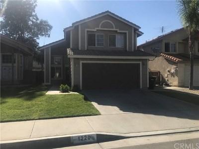 Perris Single Family Home For Sale: 1220 Mako Lane