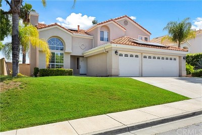 Canyon Lake, Lake Elsinore, Menifee, Murrieta, Temecula, Wildomar, Winchester Rental For Rent: 6 Bella Lucia