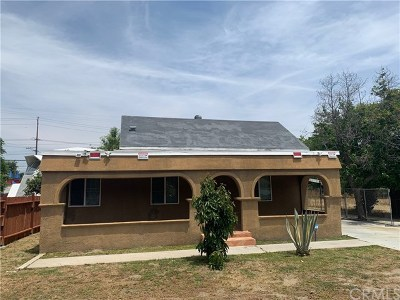 Colton Multi Family Home For Sale: 215 E O Street
