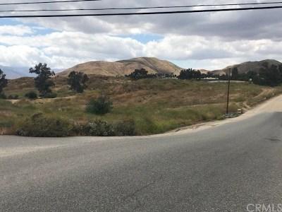 Lake Elsinore Residential Lots & Land For Sale: South El Toro Cutoff Rd