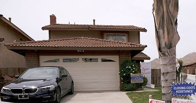 Moreno Valley Single Family Home For Sale: 23592 Cinnamon Creek Court