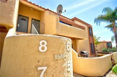 San Bernardino Condo/Townhouse For Sale: 1400 W Edgehill Road #53