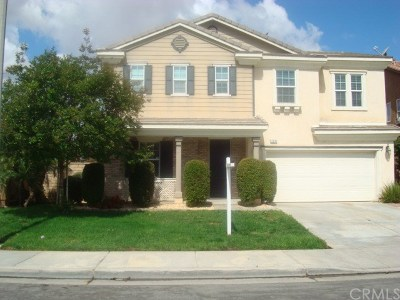 Moreno Valley Single Family Home For Sale: 17815 Corte Soledad