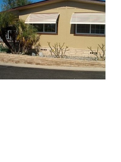 San Diego CA Mobile Home For Sale: $119,000