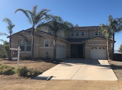 Norco Single Family Home For Sale: 259 Gulfstream Lane