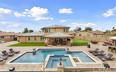 Rancho Cucamonga Single Family Home For Sale: 13348 Whitestone Place
