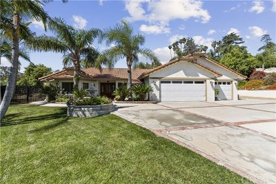 Corona Single Family Home For Sale: 1506 Monif Circle