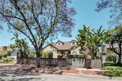 Long Beach Single Family Home For Sale: 5431 E Conant Street