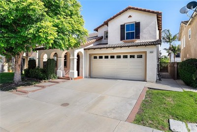 Chino Hills Single Family Home For Sale: 5699 Milgrove Way