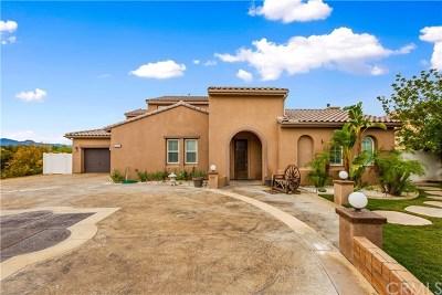 Riverside CA Single Family Home For Sale: $975,000