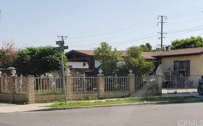 Ontario Single Family Home For Sale: 1610 S Pleasant Avenue