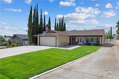 Norco Single Family Home For Sale: 219 8th Street