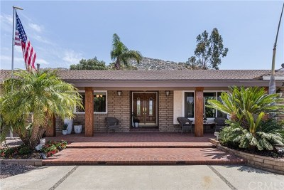 Norco Single Family Home For Sale: 2421 Hillside Avenue