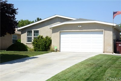 Murrieta Single Family Home Active Under Contract: 24984 3rd Avenue