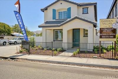 Colton Single Family Home For Sale: 501 Villa Way