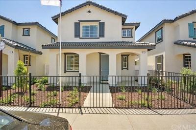 Colton Single Family Home For Sale: 505 Villa Way