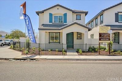 Colton Single Family Home For Sale: 511 Villa Way