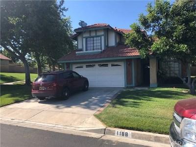 Rialto Single Family Home For Sale: 1188 W Van Koevering Street