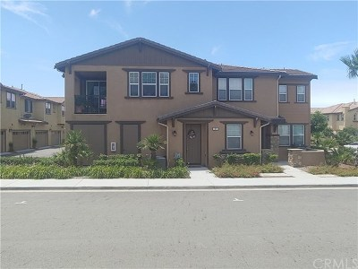 Fontana Condo/Townhouse For Sale: 16001 Chase Road #67