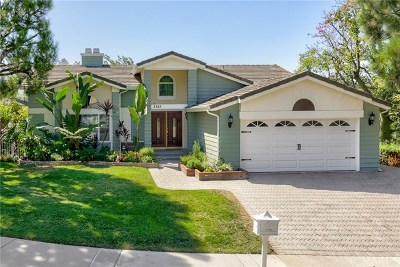 Chino Hills Single Family Home For Sale: 2363 Gypsum Ct
