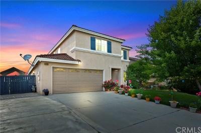 Moreno Valley Single Family Home For Sale: 15339 La Palma Way