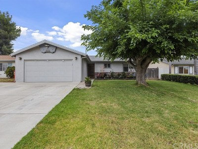 Norco Single Family Home For Sale: 870 4th Street