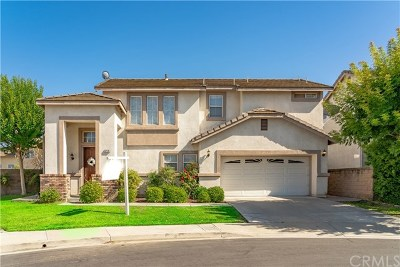 Chino Hills Single Family Home For Sale: 5779 Fernwood Court