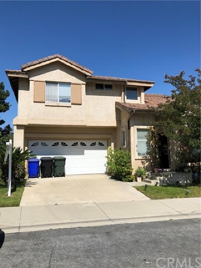 Rancho Cucamonga Single Family Home For Sale: 7217 Trivento Place