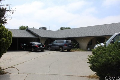 Moreno Valley Multi Family Home For Sale: 12182 Kristen Court