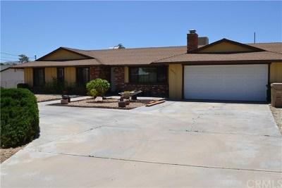 Hesperia CA Single Family Home For Sale: $259,900