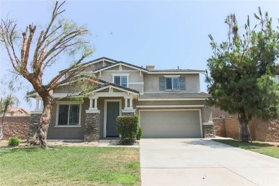 Eastvale Single Family Home For Sale: 6438 Gladiola Street