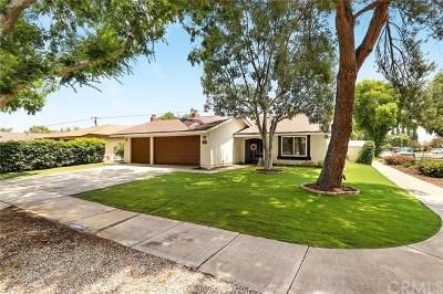 Riverside Single Family Home For Sale: 3909 Burge Street