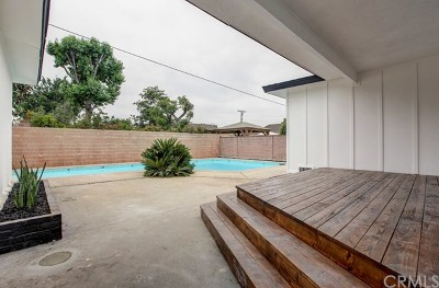 Downey Single Family Home Active Under Contract: 12015 Smallwood Avenue