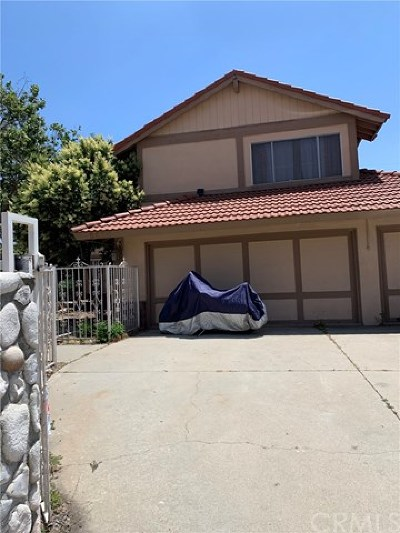 Rancho Cucamonga Single Family Home For Sale: 8689 Hamilton Street