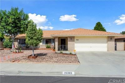 Hemet, San Jacinto Single Family Home For Sale: 25383 Auld Avenue