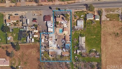 Calimesa Commercial For Sale: 367 W County Line Road