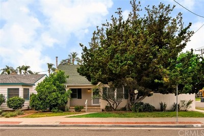 Orange Single Family Home For Sale: 192 N Lester Drive