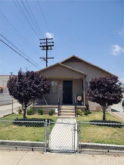 Ontario Single Family Home For Sale: 515 E Park Street