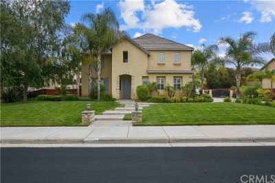 Riverside Single Family Home For Sale: 8646 Mill Pond Place