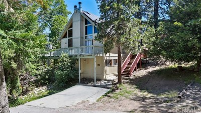 Blue Jay, Cedarpines Park, Crestline, Lake Arrowhead, Running Springs Area, Twin Peaks, Big Bear, Arrowbear, Cedar Glen, Rimforest Single Family Home For Sale: 27315 Matterhorn Drive